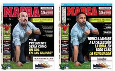 Javier Cámara, el otro candidato