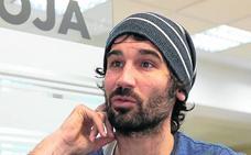 «Aún me queda una bala, que es ascender con el Logroñés como jugador»