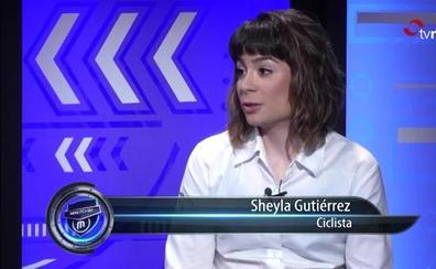 Sheyla Gutierrez está recuperando sensaciones