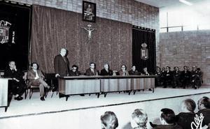 La Retina: Inauguración del Instituto de Nájera