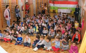 Semana cultural en el colegio San Fernando