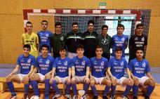 El equipo cadete de fútbol sala del Colegio Santa Teresa campeón de la Liga de La Rioja