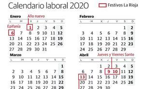 El Lunes de Pascua repetirá como festivo en 2020 con la novedad además del lunes 7 de diciembre
