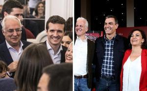 Sánchez visita La Rioja el Viernes Santo y Casado lo hará el Lunes de Pascua