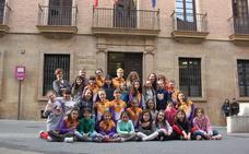 La Escuela de Danza Urbana Alfa-Fit lanzará el chupinazo de las fiestas de Primavera