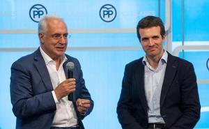 Pablo Casado ofrece un mitin este viernes en Alfaro