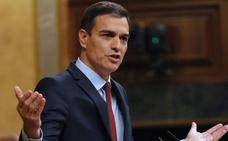 Pedro Sánchez mantiene el pulso del debate y exige a los otros candidatos que rectifiquen