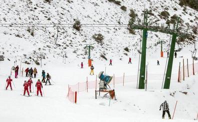 Valdezcaray cierra la temporada de esquí que comenzó el pasado 19 de enero