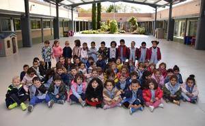 El colegio de Autol, ejemplo de convivencia