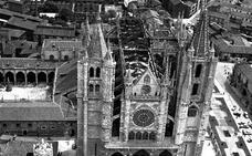 «Mi padre salvó la catedral»