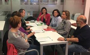 El PSOE se centra en los derechos de las personas con discapacidad