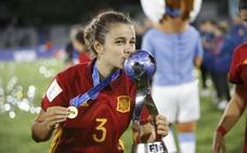 Tejada y Carrillo entran en la prelista del Europeo