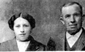 La Retina: retrato de padre e hija en Albelda