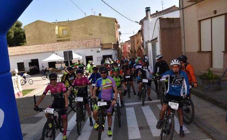 III Marcha Cicloturista de El Redal por Sierra la Hez