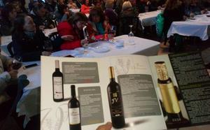 La Asociación Cividad se estrena con una cata en Canales de la Sierra