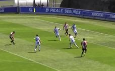 Un gol que casi vale el 'play off'