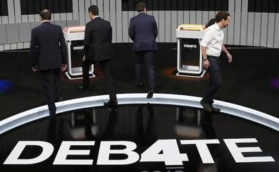 Seis campañas a vueltas con los debates