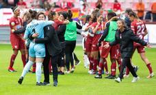 Vital triunfo del EDF ante el Rayo (3-0)
