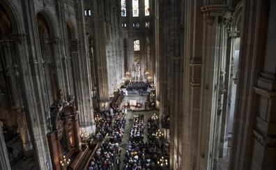 Macron propone una cooperación europea para salvaguardar el patrimonio