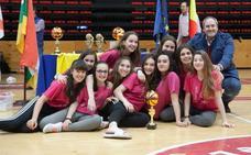 Los trofeos del Ciudad de Logroño viajan a Cataluña