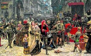 Pobres y excluidos en la Edad Media