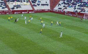 Los cinco mejores goles de la jornada 35 de Segunda