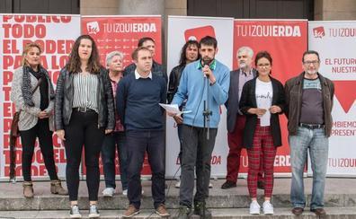 Izquierda Unida Santo Domingo solo pactará para una «alcaldía compartida»