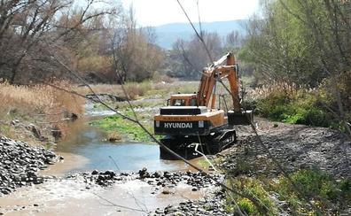 Amigos de la Tierra, en contra de la restauración de orillas del Cidacos en Arnedo