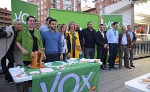 Dimiten en bloque 19 candidatos de la lista de Vox en Calahorra