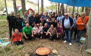 Cervera celebró la fiesta de la traída de agua en Clunia