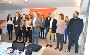 Renovación en la lista de Ciudadanos para Logroño: sólo Julián San Martín repite en los puestos de salida