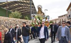 Procesión de la Virgen del Humilladero de Grávalos