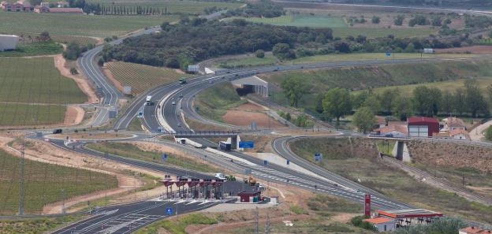Presentadas once ofertas para construir la Ronda Sur de Logroño