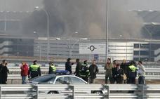El Supremo rechaza revisar la pena a los etarras condenados por la furgoneta bomba de la T-4