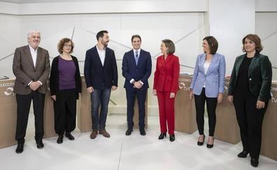 EN DIRECTO | El debate electoral riojano