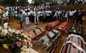 Asciende a 359 la cifra de muertos en Sri Lanka y las autoridades siguen alerta ante «más ataques»