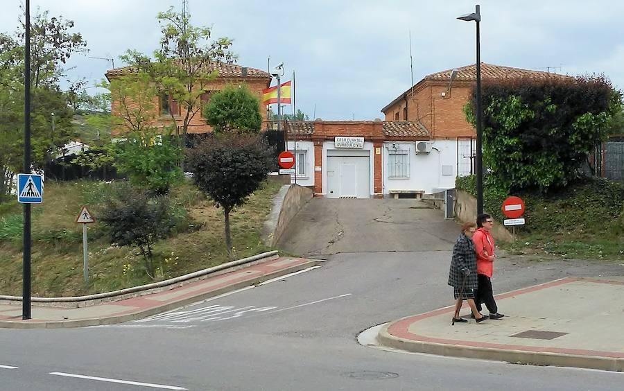Interior da el visto bueno al nuevo cuartel de Villamediana