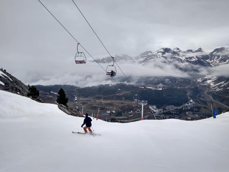 Fin de curso en el Pirineo Aragonés