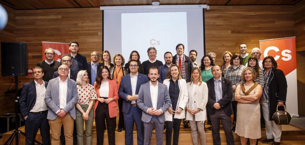 Cs presenta una lista autonómica «para que La Rioja avance tras años parada»