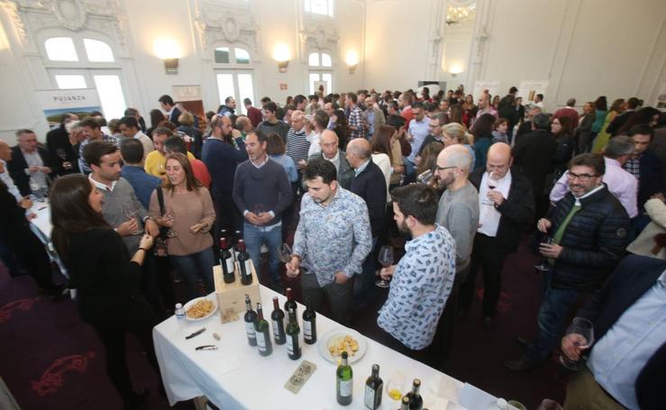 El Círculo acoge la cata de 'Estrellas de la DOC Rioja' en favor de Kaipacha Inti