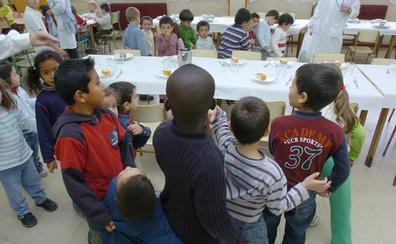 El Gobierno riojano destina 2,4 millones a ayudas sociales y de comedor