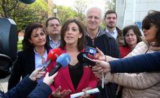 Marrodán pide el voto para el PSOE como «único dique de contención contra las tres derechas»