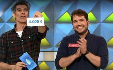 Un logroñés gana 7.845 euros en 'La ruleta de la suerte'