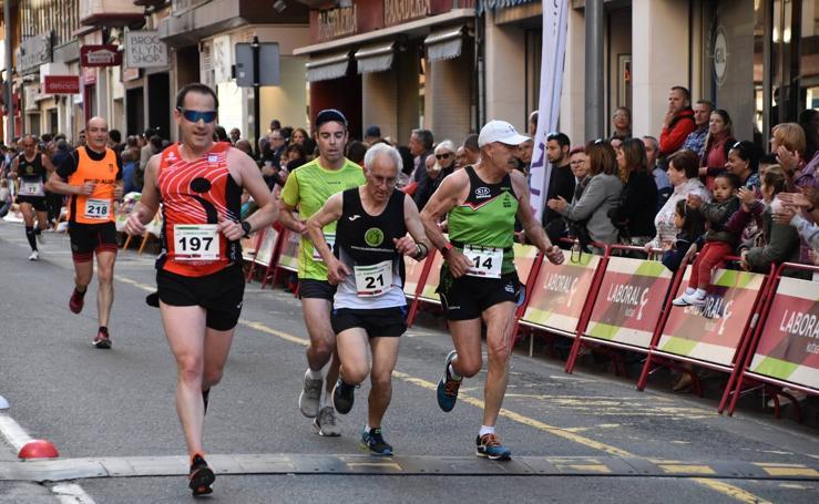 XI carrera 'Ciudad de la Verdura' de Calahorra