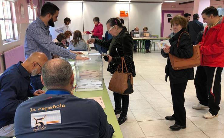 La Rioja sale a votar