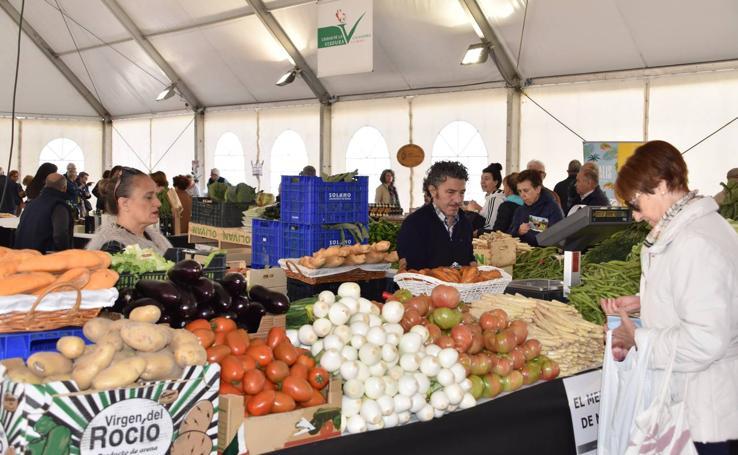 Mercado de la Verdura en Calahorra