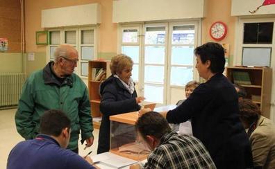 Mesas electorales de Arnedo para el 26M