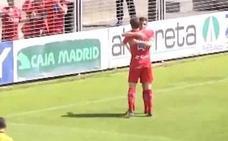 El CD Calahorra acaricia la permanencia al vencer por la mínima al Real Unión en Irún
