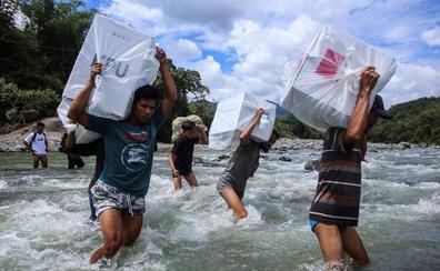 Mueren por agotamiento cerca de 300 trabajadores durante las elecciones en Indonesia