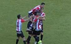 La Unión Deportiva Logroñés ya es equipo de 'play off'